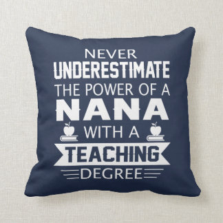 Nana Teacher Cushion