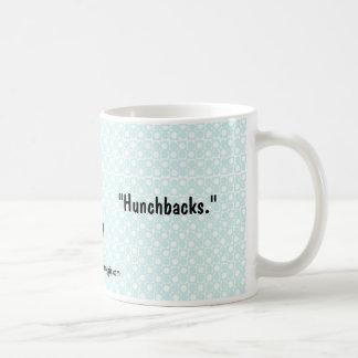 "Nana-ware ""Hunchbacks"" Coffee Mug"