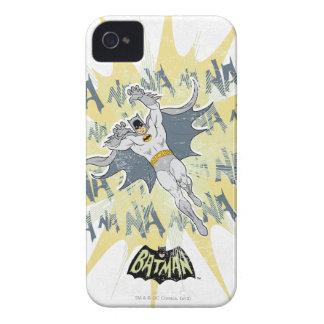 NANANANANANA Batman Graphic iPhone 4 Cases