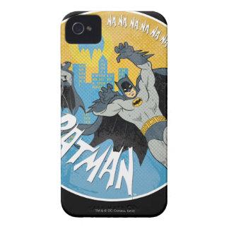 NANANANANANA Batman Icon iPhone 4 Case-Mate Case