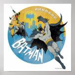 NANANANANANA Batman Icon Poster