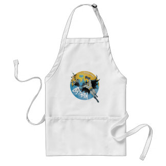 NANANANANANA Batman Icon Standard Apron