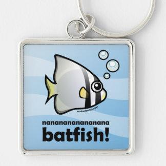 nananananananana Batfish Key Chain