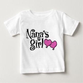 Nana's Girl Baby T-Shirt