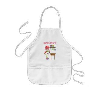 Nana's Helper in the Kitchen Kids Apron