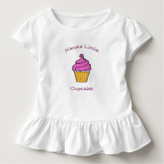 Nana's Little Cupcake Toddler T Toddler T-Shirt