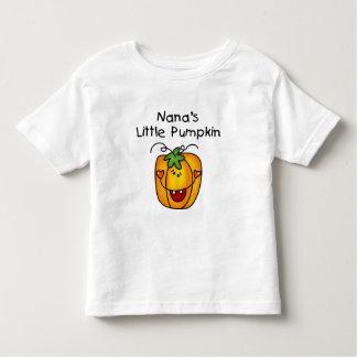 Nana's Little Pumpkin T-shirts and Gifts