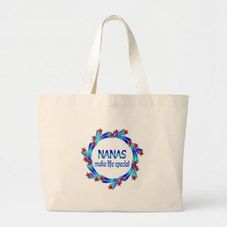 Nanas Make Life Special Bags