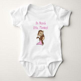 Nana's Monkey - Pink T-shirts and Gifts