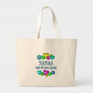 Nanas More Special Jumbo Tote Bag
