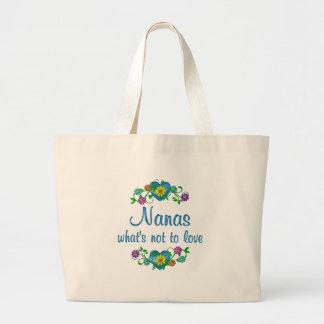 Nanas to Love Tote Bag