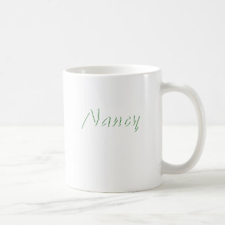 Nancy Classic coffee mugs