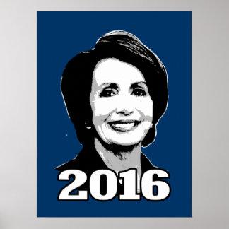 NANCY PELOSI 2016 Candidate Posters