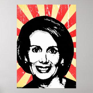 Nancy Pelosi 2 Print