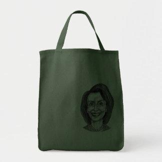 Nancy Pelosi Fan Club Tote Bags