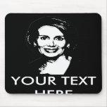 Nancy Pelosi Gear Mousepads