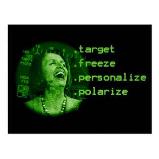 Nancy Pelosi has to go postcard