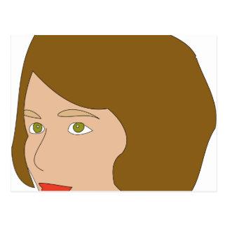 Nancy Pelosi Postcard