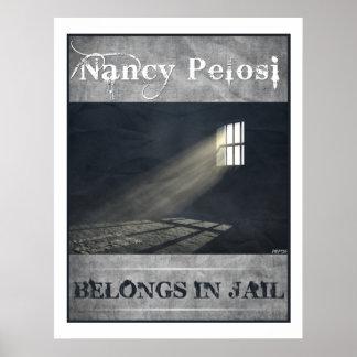 Nancy Pelosi Poster
