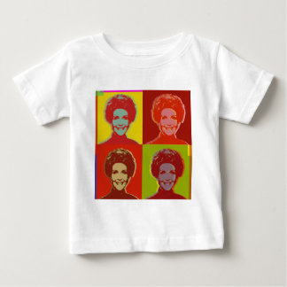 nancy Reagan Baby T-Shirt