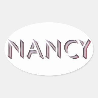 Nancy sticker name