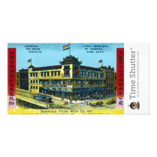 Nanking Fook Woh Co. Inc. Photo Greeting Card