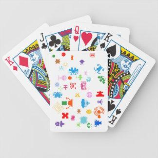 Nano Future Fun Playing Cards