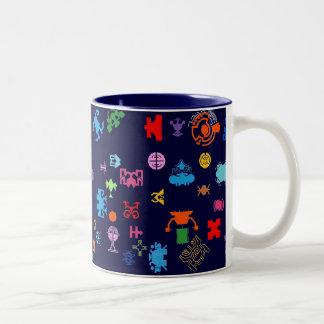 Nano Future Fun Two-Tone Coffee Mug