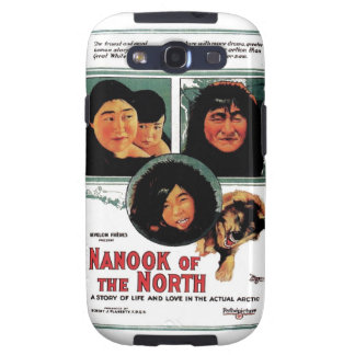 Nanook of the North Galaxy S3 Cases