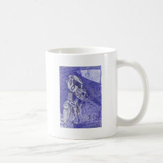 nanoorganicrobotic basic white mug