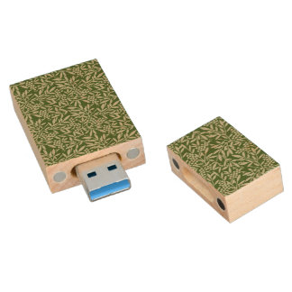 nanten wood USB 3.0 flash drive