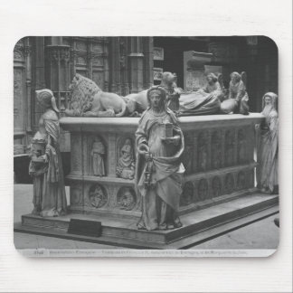 Nantes, St. Peter and St. Paul Cathedral Mouse Mat