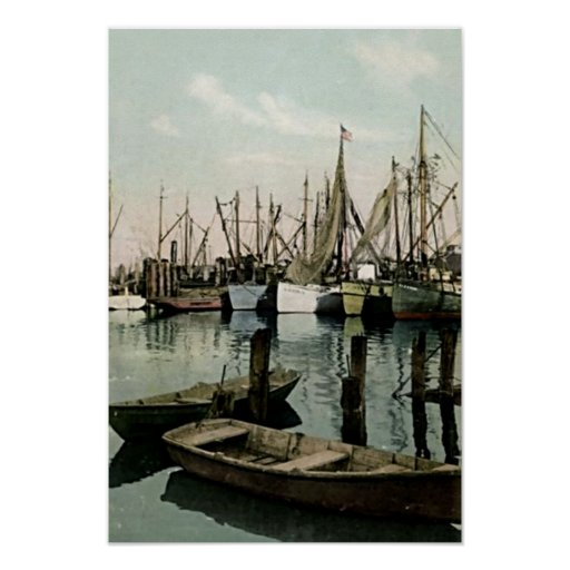 Nantucket Island, Massachusetts Poster