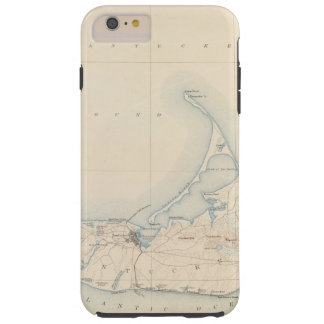 Nantucket, Massachusetts Tough iPhone 6 Plus Case
