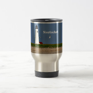 Nantucket, Massachusetts Travel Mug