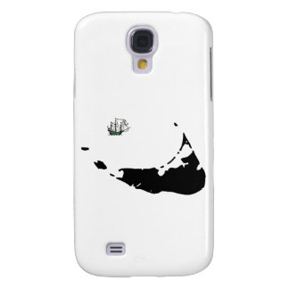 Nantucket Pirate Galaxy S4 Case
