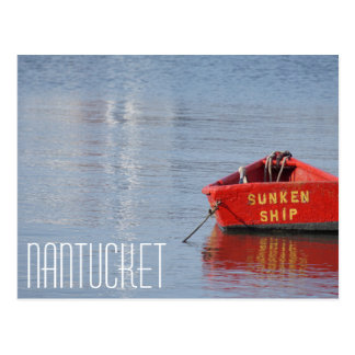 Nantucket Postcard 3
