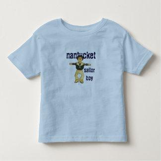 Nantucket Sailor Boy Toddler T-Shirt