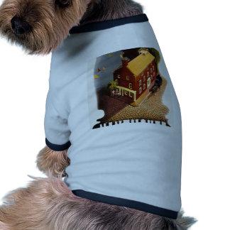 Nantucket. The New Haven Railroad Ringer Dog Shirt