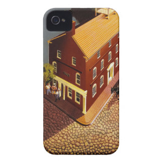Nantucket. The New Haven Railroad iPhone 4 Cover