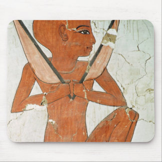 Naos deity, from the Tomb of Nefertari Mouse Pad