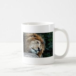 Nap Basic White Mug