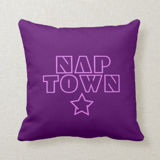 Nap-polis Cushion
