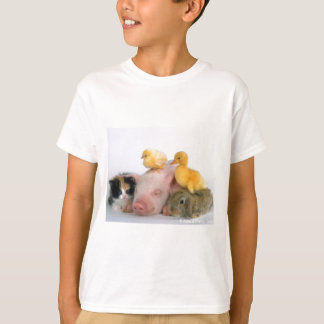 Nap Time for the Animals T-Shirt