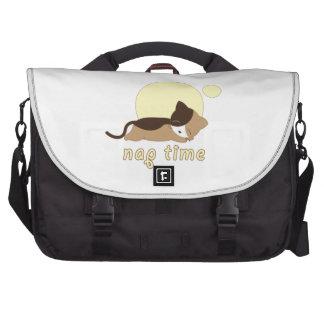 Nap Time Kitty Cat Laptop Bag