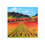 Napa Valley by Lisa Elley Postcard