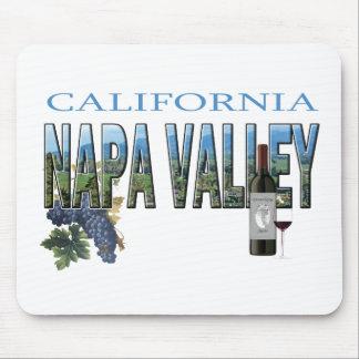 Napa Valley, CA Mouse Pad