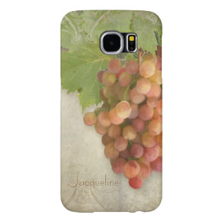Napa Valley Pinot Grigio Wine Grapes Vineyard Art