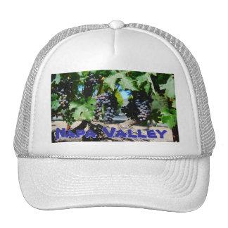 Napa Valley Vineyard Trucker Hats