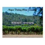 Napa Valley Wine Country Vineyard Postcards
